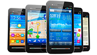 Mobile phones sales and service